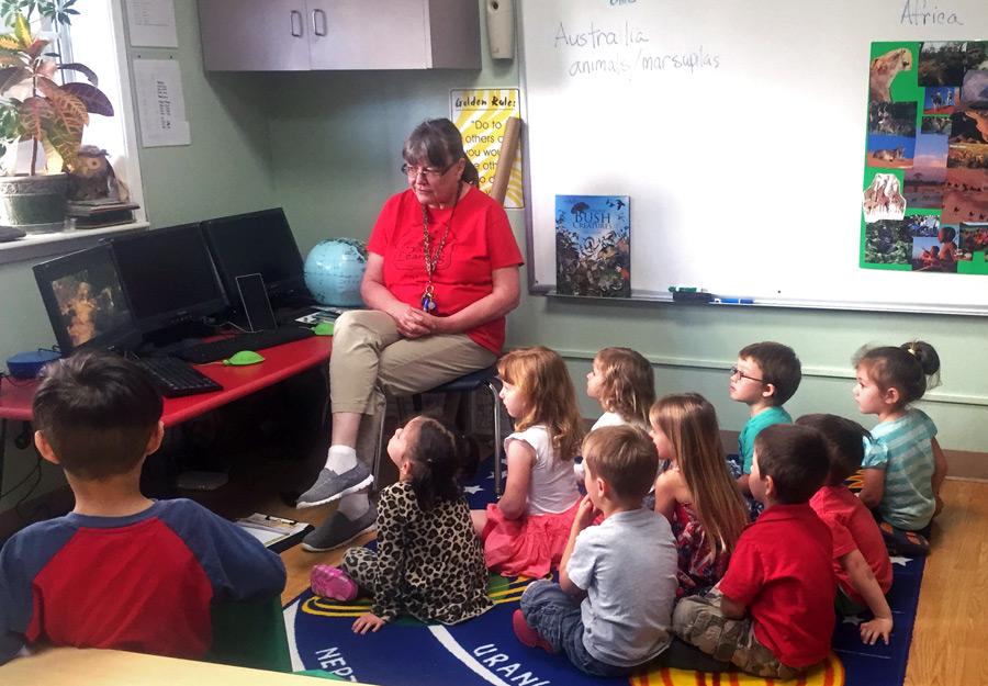 Safari Learning, Sonora CA Preschool, Kindergarten and 1st Grade
